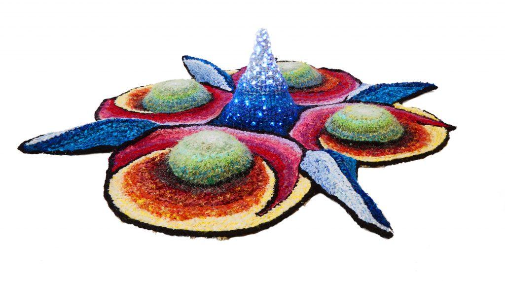 Tina Oppenheimer Crochet Art